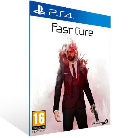 Past Cure - Ps4 Psn Mídia Digital