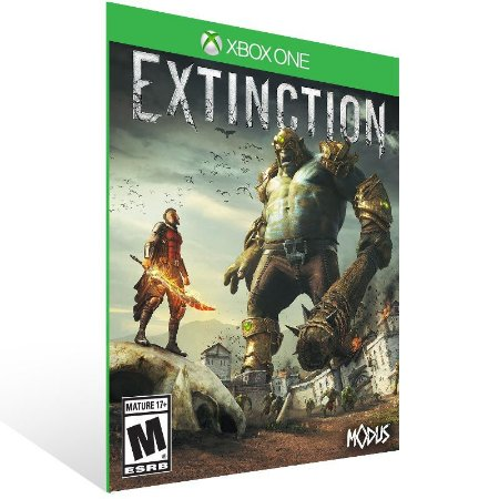 Extinction - Xbox One Live Mídia Digital