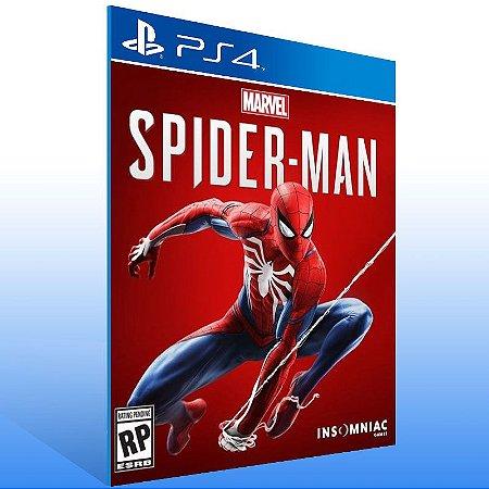 Marvels Spider-Man - Ps4 Psn Mídia Digital