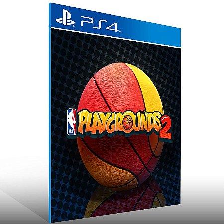 NBA Playgrounds 2 - Ps4 Psn Mídia Digital