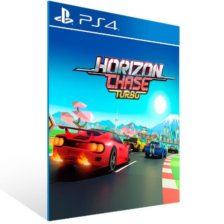 Horizon Chase Turbo - Ps4 Psn Mídia Digital