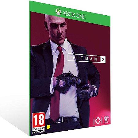 Hitman 2 - Xbox One Live Mídia Digital