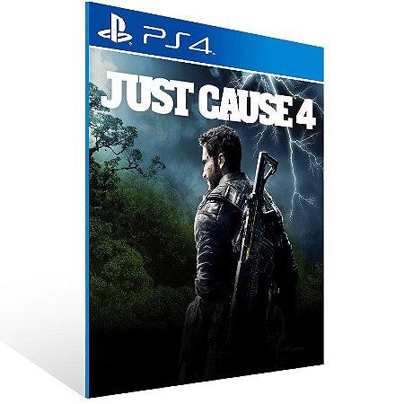 Just Cause 4 Standard Edition - Ps4 Psn Mídia Digital