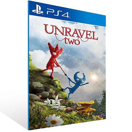 Unravel Two - Ps4 Psn Mídia Digital
