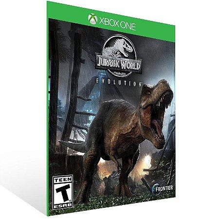 Jurassic World Evolution - Xbox One Live Mídia Digital