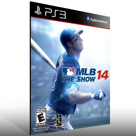 MLB 14 - Ps3 Psn Midia Digital