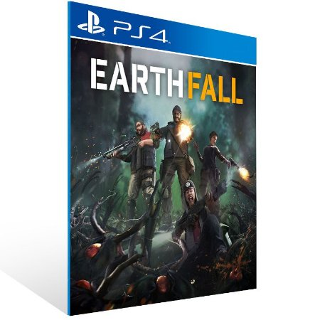 Earthfall - Ps4 Psn Mídia Digital