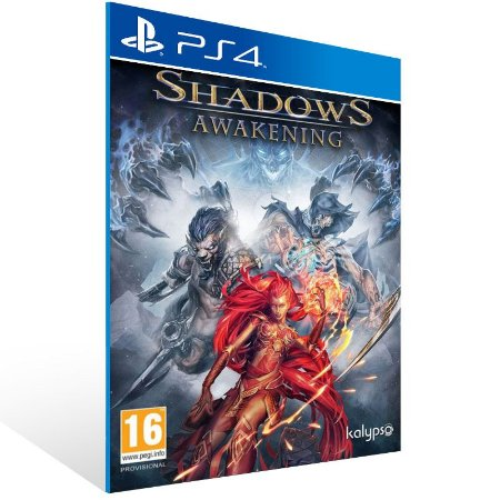 Shadows Awakening - Ps4 Psn Mídia Digital