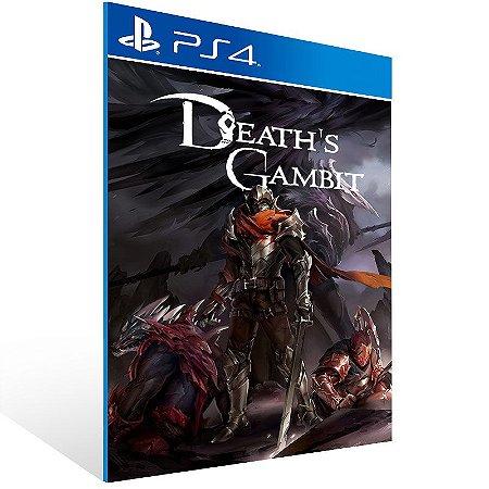 Death's Gambit - Ps4 Psn Mídia Digital