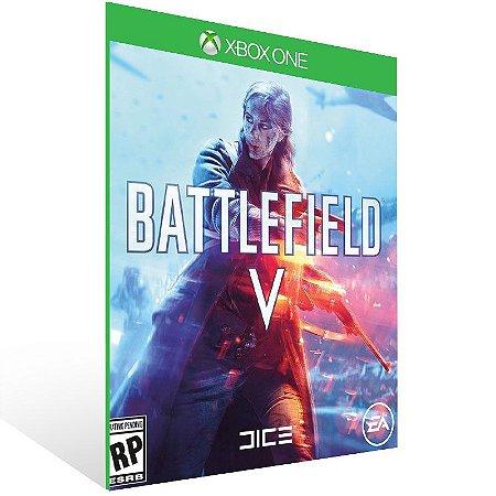 Battlefield V - Xbox One Live Mídia Digital