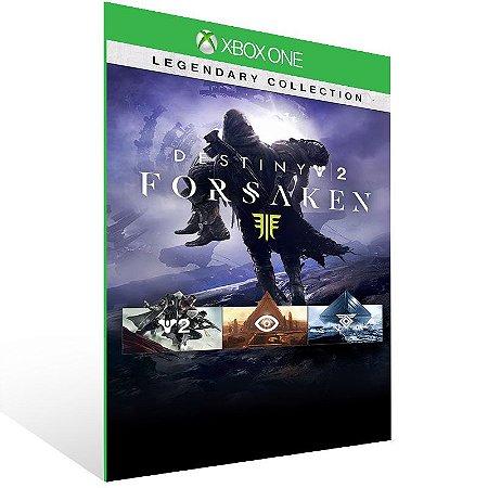 Destiny 2 Renegados – Coleção Lendária - Xbox One Live Mídia Digital