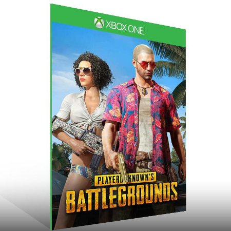 PUBG - Sanhok Edition - Xbox One Live Mídia Digital