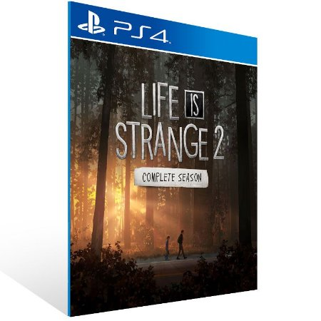 Life is Strange 2 Complete Season - Ps4 Psn Mídia Digital