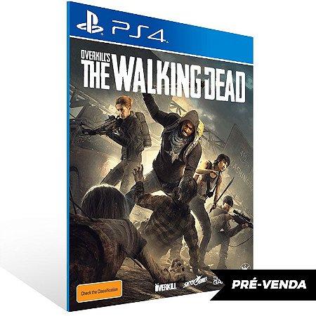 Overkills The Walking Dead - Ps4 Psn Mídia Digital Pré-Venda 31/03/2019