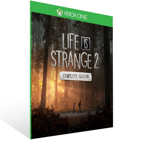 Life is Strange 2 - Temporada Completa - Xbox One Live Mídia Digital