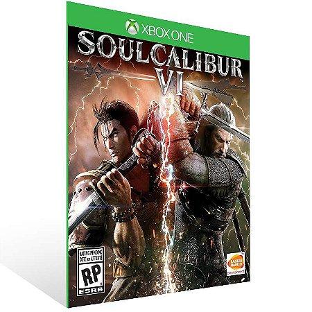 Soulcalibur VI - Xbox One Live Mídia Digital