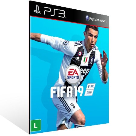 FIFA 19 Legacy Edition - Ps3 Psn Mídia Digital