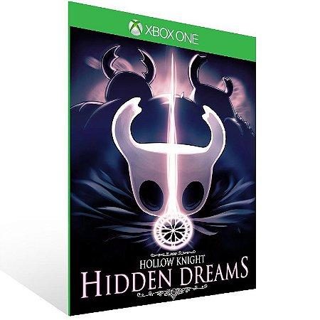 Hollow Knight Edição Coração Vazio - Xbox One Live Mídia Digital