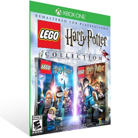 LEGO Harry Potter Collection - Xbox One Live Mídia Digital