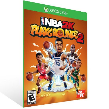 NBA 2K Playgrounds 2 - Xbox One Live Mídia Digital