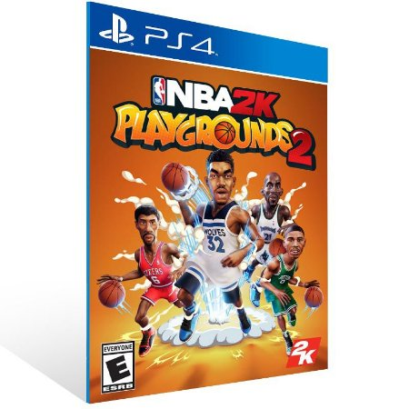 NBA 2K Playgrounds 2 - Ps4 Psn Mídia Digital