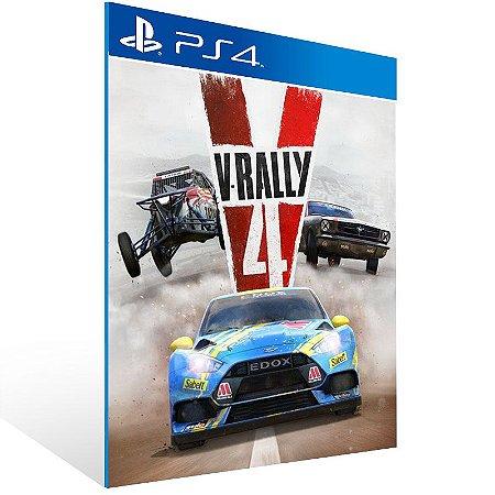 V-Rally 4 - Ps4 Psn Mídia Digital