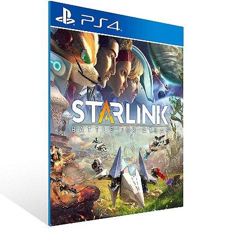Starlink Battle For Atlas Digital Edition - Ps4 Psn Mídia Digital