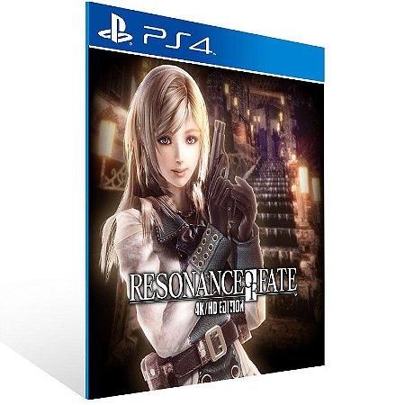 Resonance of Fate 4K/HD Edition - Ps4 Psn Mídia Digital