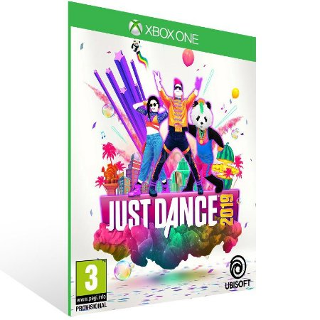 Just Dance 2019 - Xbox One Live Mídia Digital