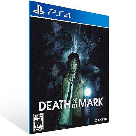 Death Mark - Ps4 Psn Mídia Digital