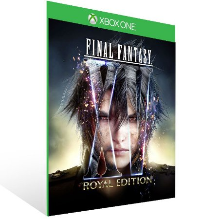 Final Fantasy XV Royal Edition - Xbox One Live Mídia Digital