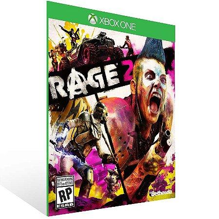 RAGE 2 - Xbox One Live Mídia Digital