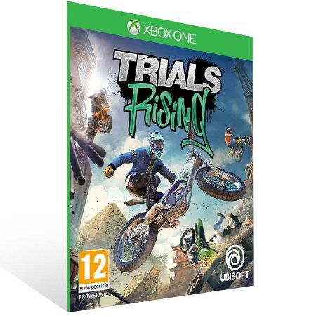 Trials Rising - Standard Edition - Xbox One Live Mídia Digital