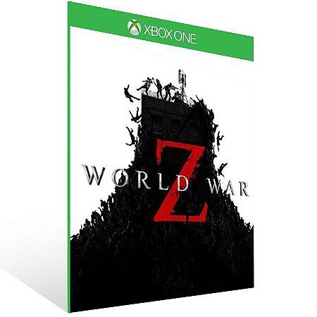 World War Z - Xbox One Live Mídia Digital