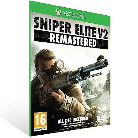 Sniper Elite V2 Remastered - Xbox One Live Mídia Digital