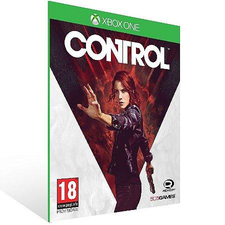 Control - Xbox One Live Mídia Digital