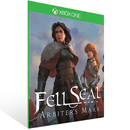 Fell Seal: Arbiters Mark - Xbox One Live Mídia Digital