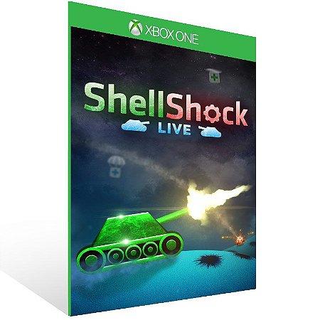 ShellShock Live - Xbox One Live Mídia Digital