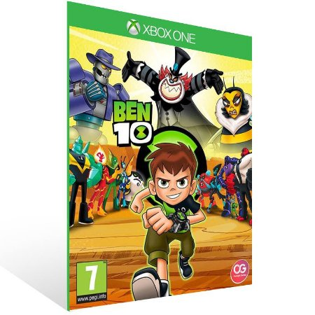 Ben 10 - Xbox One Live Mídia Digital