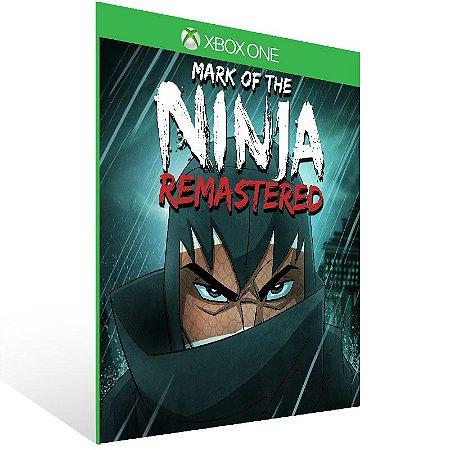 Mark of the Ninja: Remastered - Xbox One Live Mídia Digital