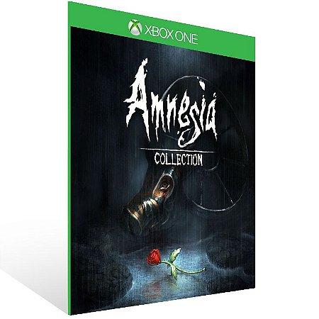 Amnesia: Collection - Xbox One Live Mídia Digital