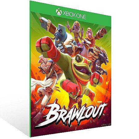 Brawlout Edição Standard - Xbox One Live Mídia Digital