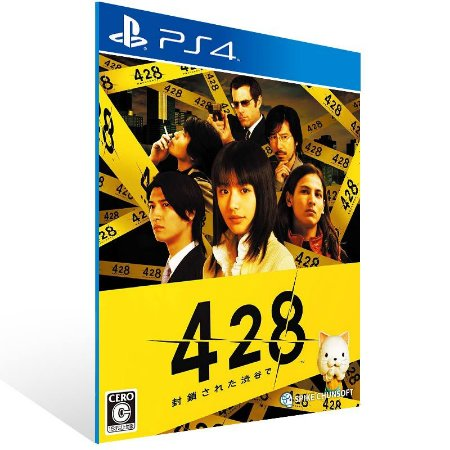 428: Shibuya Scramble - Ps4 Psn Mídia Digital