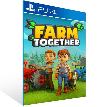 Farm Together - Ps4 Psn Mídia Digital