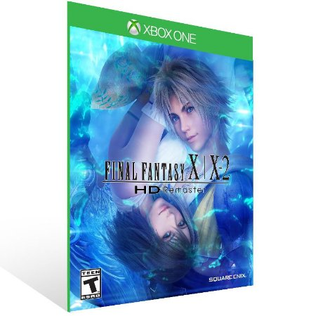 FINAL FANTASY X/X-2 HD Remaster - Xbox One Live Mídia Digital