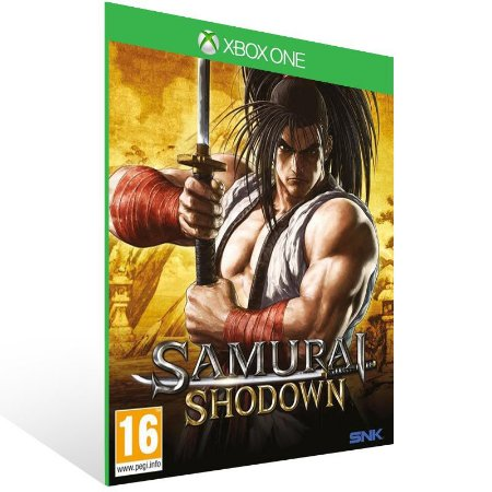 Samurai Shodown - Xbox One Live Mídia Digital