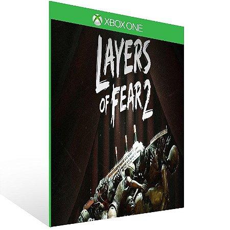 Layers of Fear 2 - Xbox One Live Mídia Digital