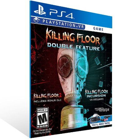 Killing Floor: Double Feature - Ps4 Psn Mídia Digital
