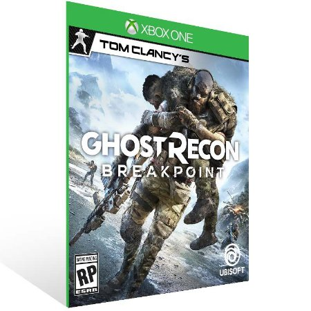 Tom Clancy's Ghost Recon Breakpoint - Xbox One Live Mídia Digital