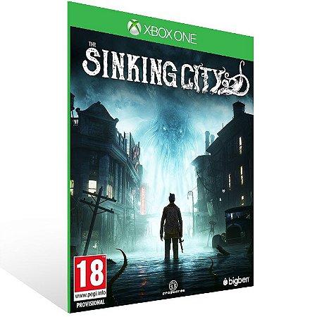 The Sinking City - Xbox One Live Mídia Digital